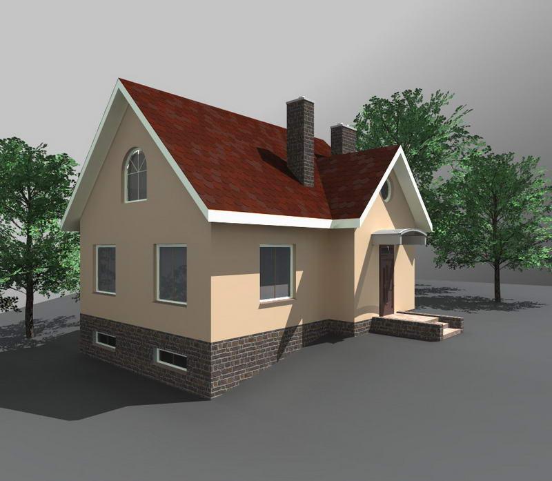 Жилые дома до 100 кв.м