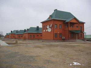 Астрахань (База отдыха Внешторгбанк)