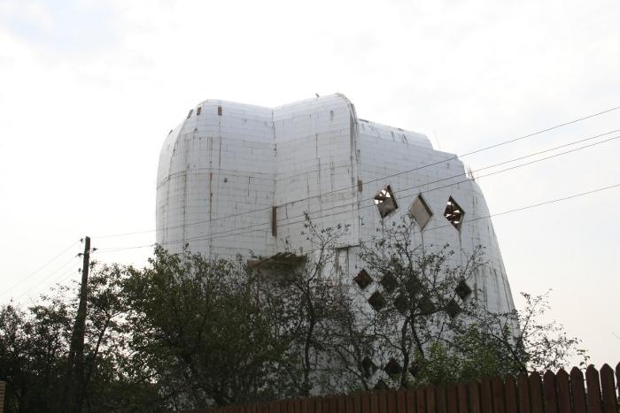 Дом в форме слона