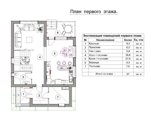 Проект №203