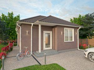 Построим дом с отделкой