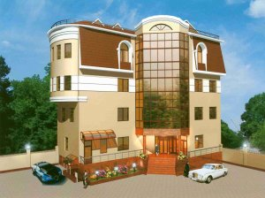 Краснодар(Бизнес-центр Кубаньрусагро)