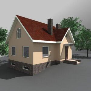 Проекты Теплый дом Москва