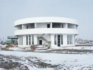 Фотографии со строек из несъемной опалубки